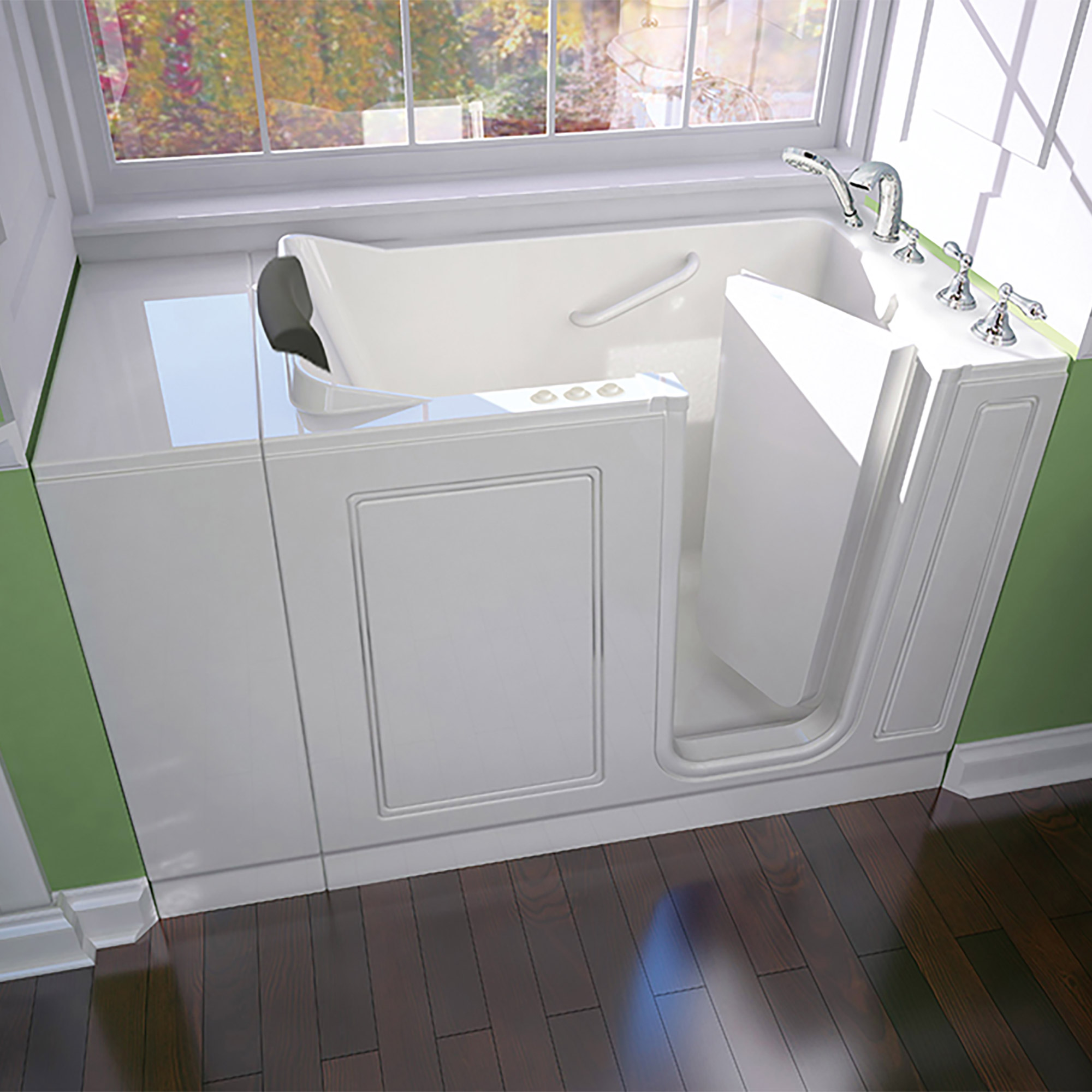 Walk-In Bathtubs: Do You Really Need One?
